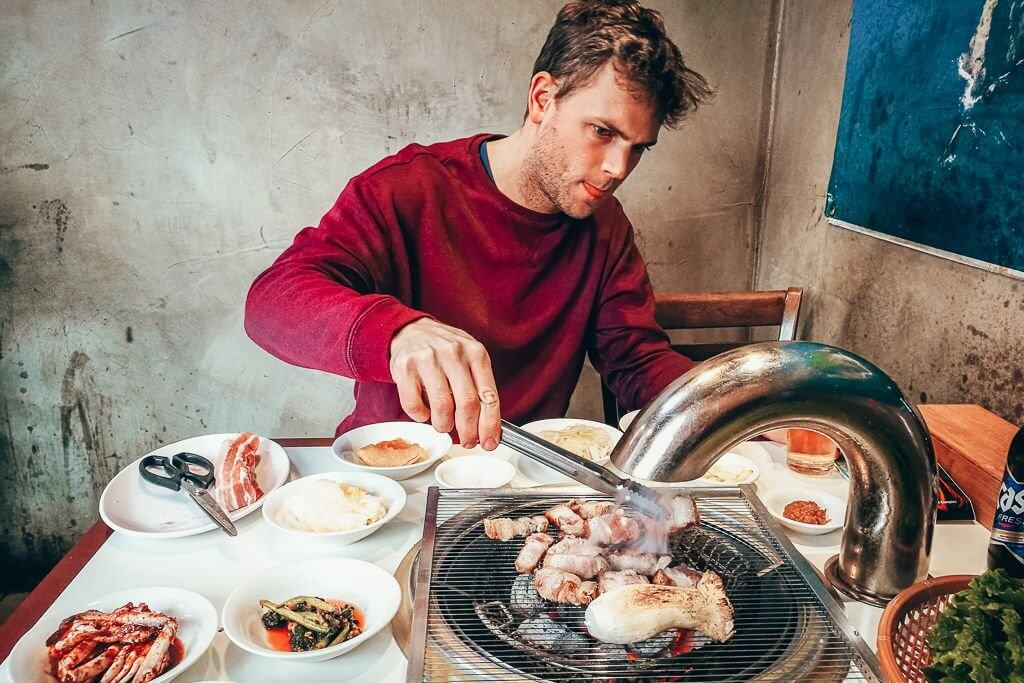 Best places to eat in Jeju in 5 days