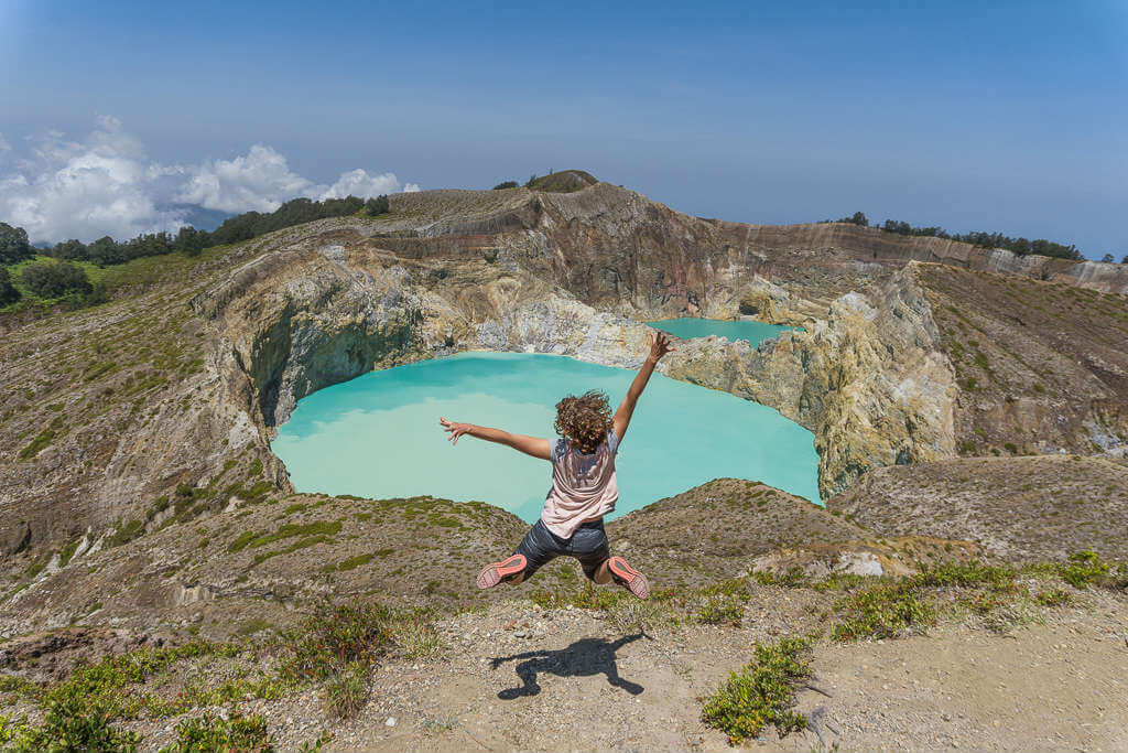 Is it worth going to the Kelimutu National Park in Flores?