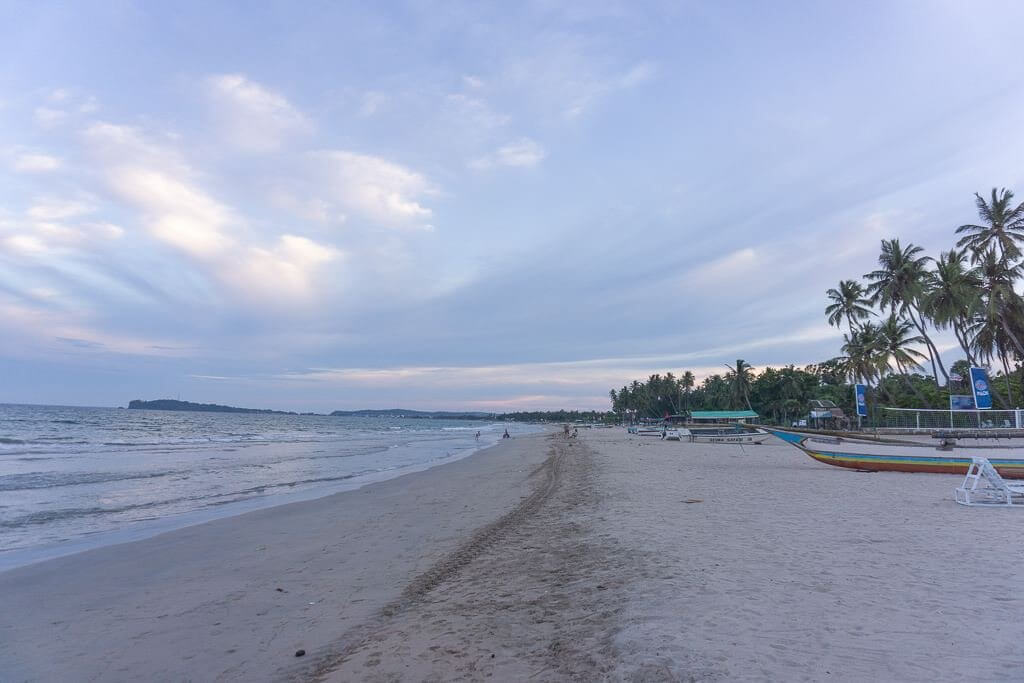 When to visit Trincomalee