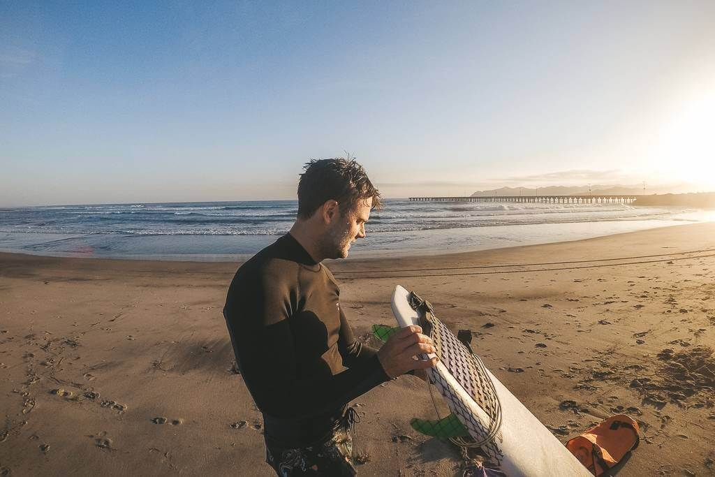 Best time to surf in Sumba