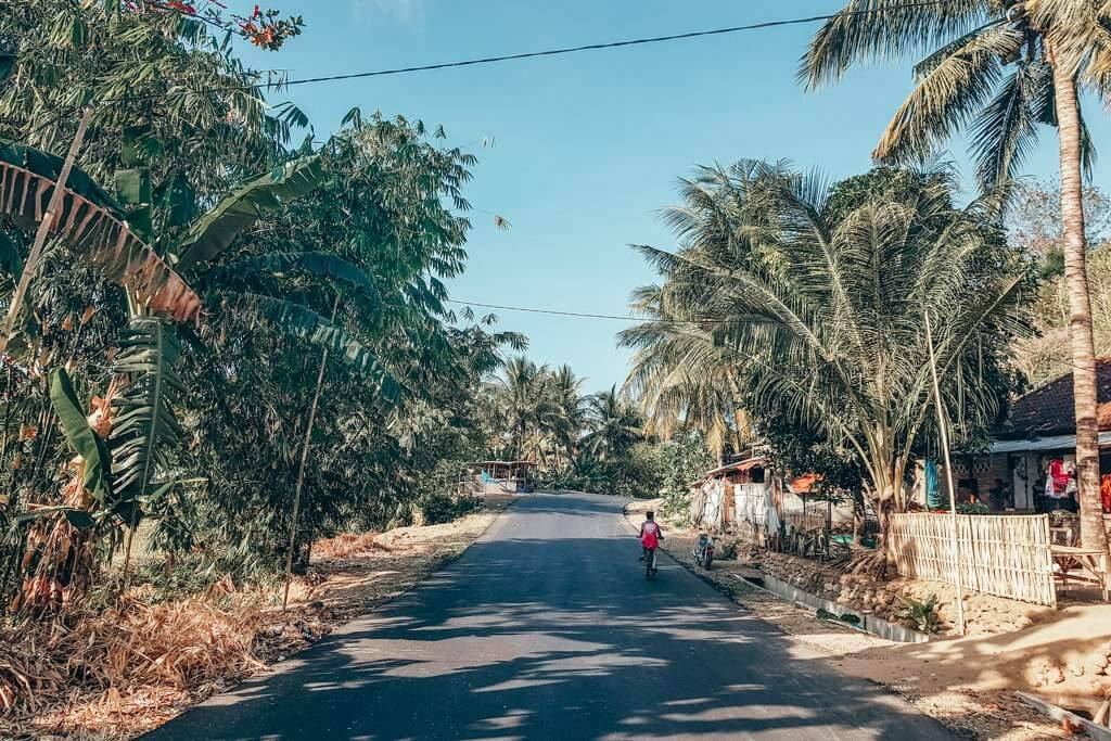 How to get around Lombok