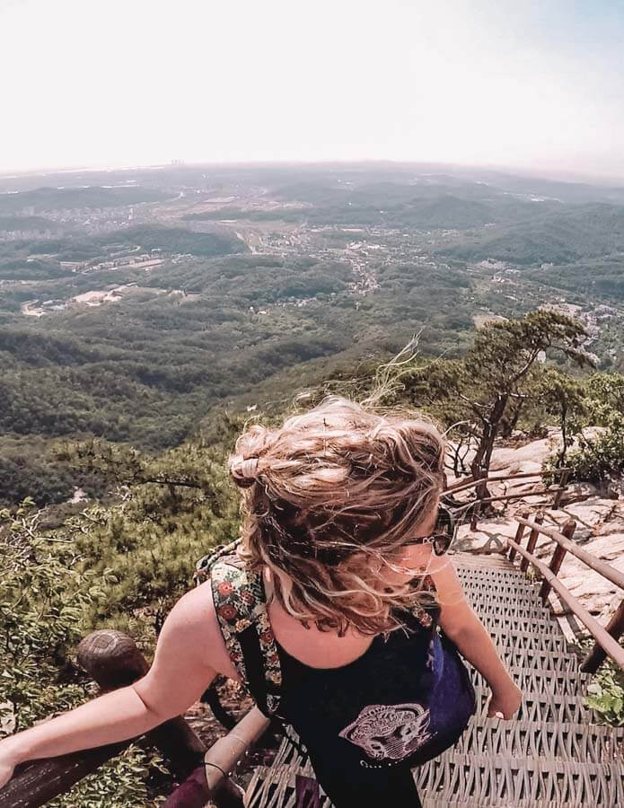 Best hikes in South Korea
