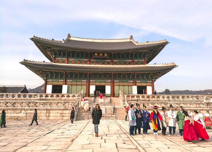 The best places to visit in 7 days in Seoul